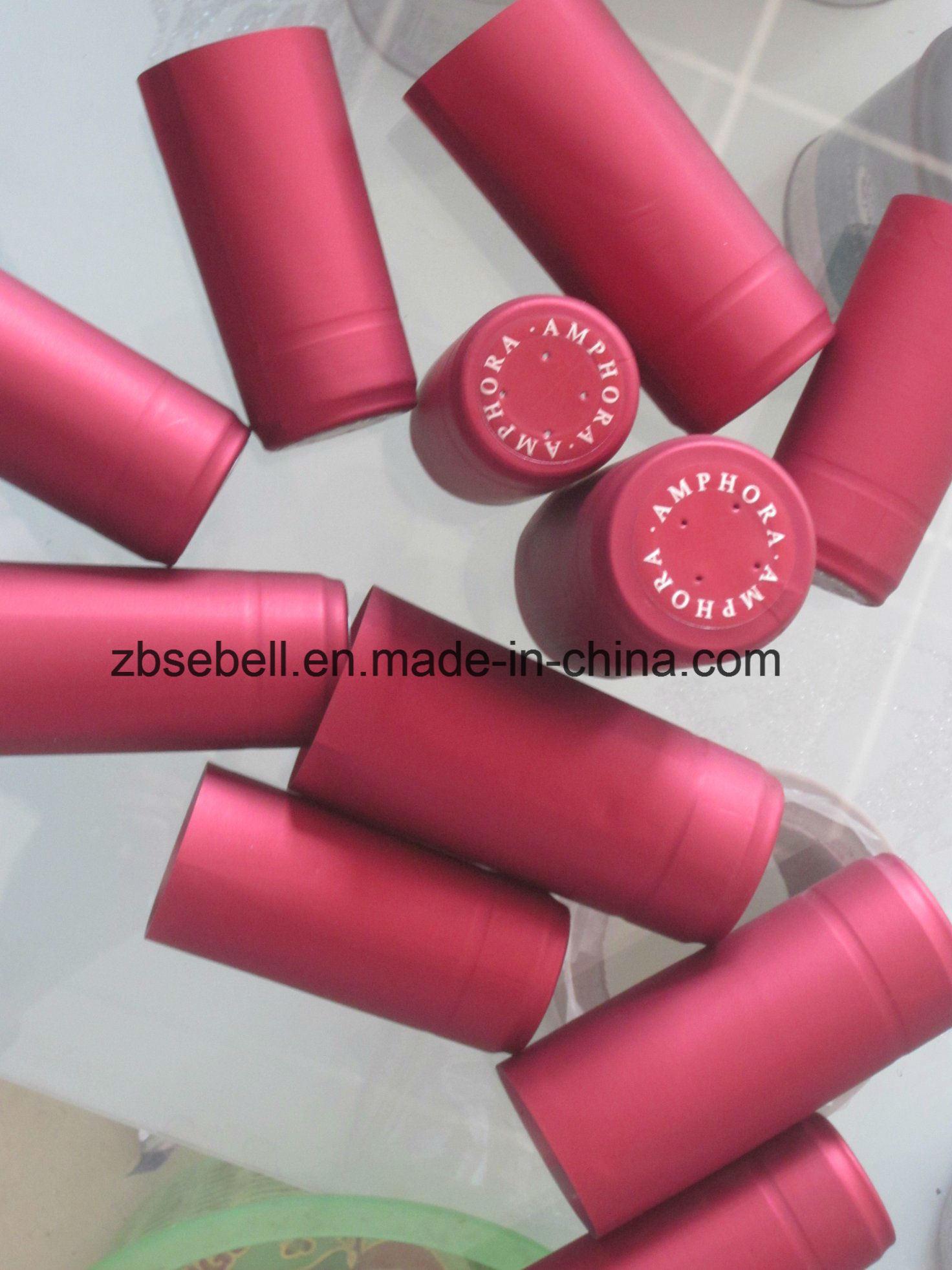 PVC Capsule for Wine Bottle