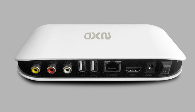 Rk3128 Quad Core Android Mini TV Box Support OEM/ODM Service
