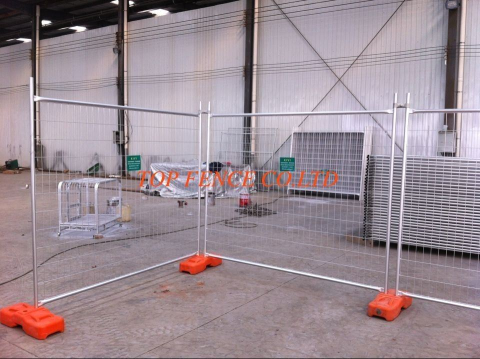 As4687 Standard Temporary Fencing Panels Od 32 X 2.00mm Pipes Mesh 60mm X 150mm X 4.00mm