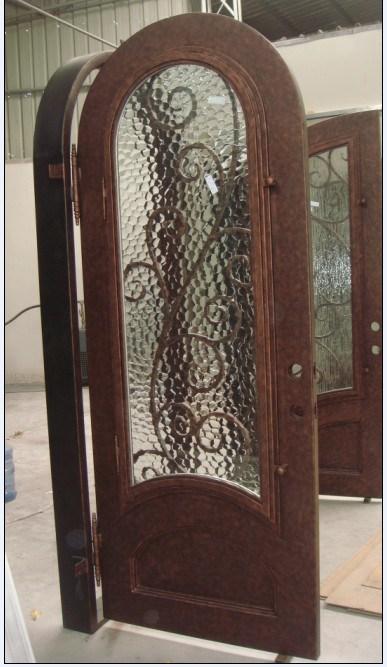 Puerta de entrada del hierro puerta de entrada del for Puertas de entrada de hierro