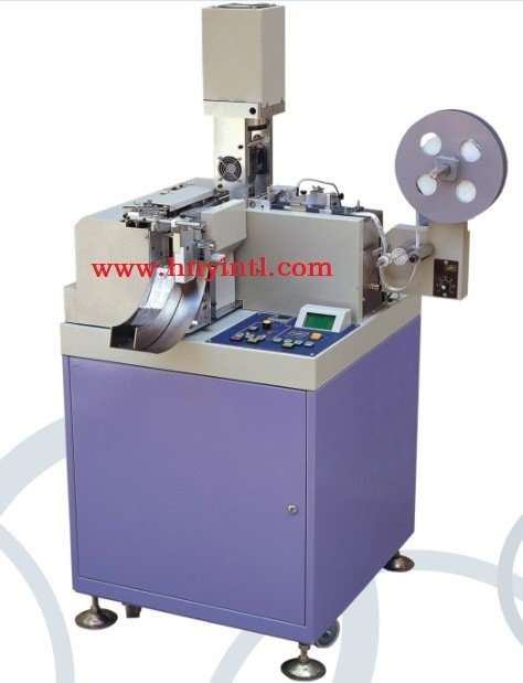 Ultrasonic Label Cutting and Folding Machine (ALF-300A)