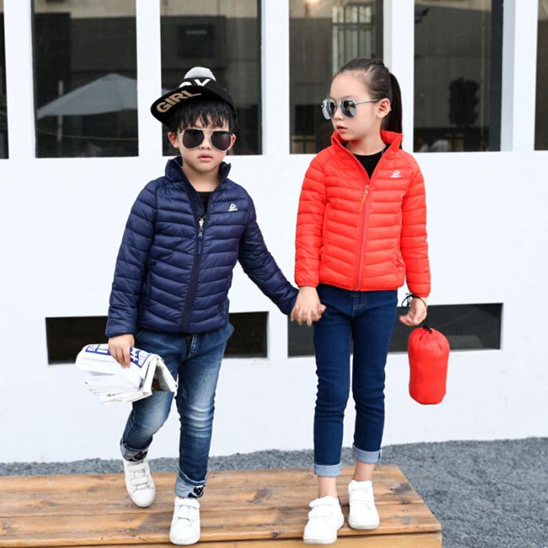 New Children Clothing Children′s Down Jacket Boys and Girls Sports Jacke 603