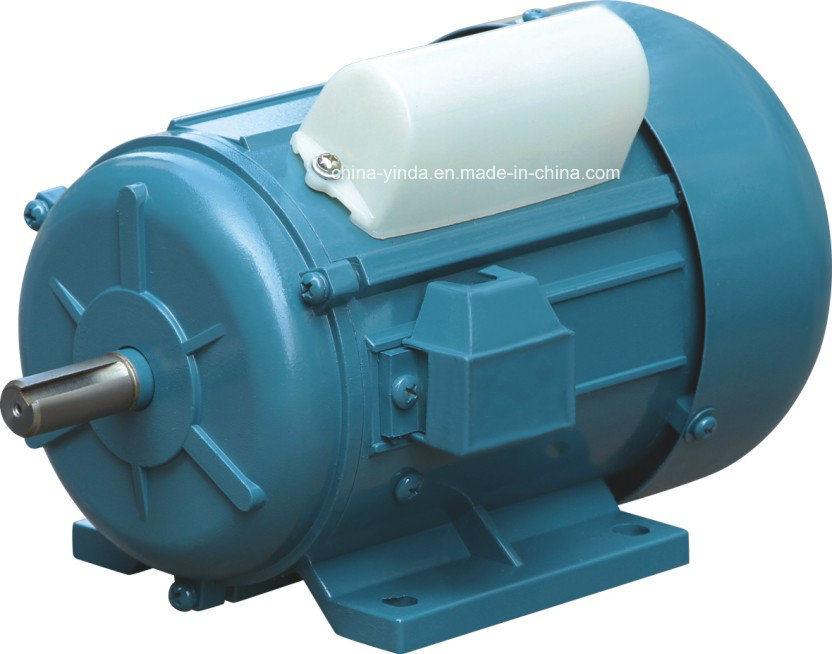 Mc Capacitor Start Single Phase Electrical Motor (Aluminum Frame)
