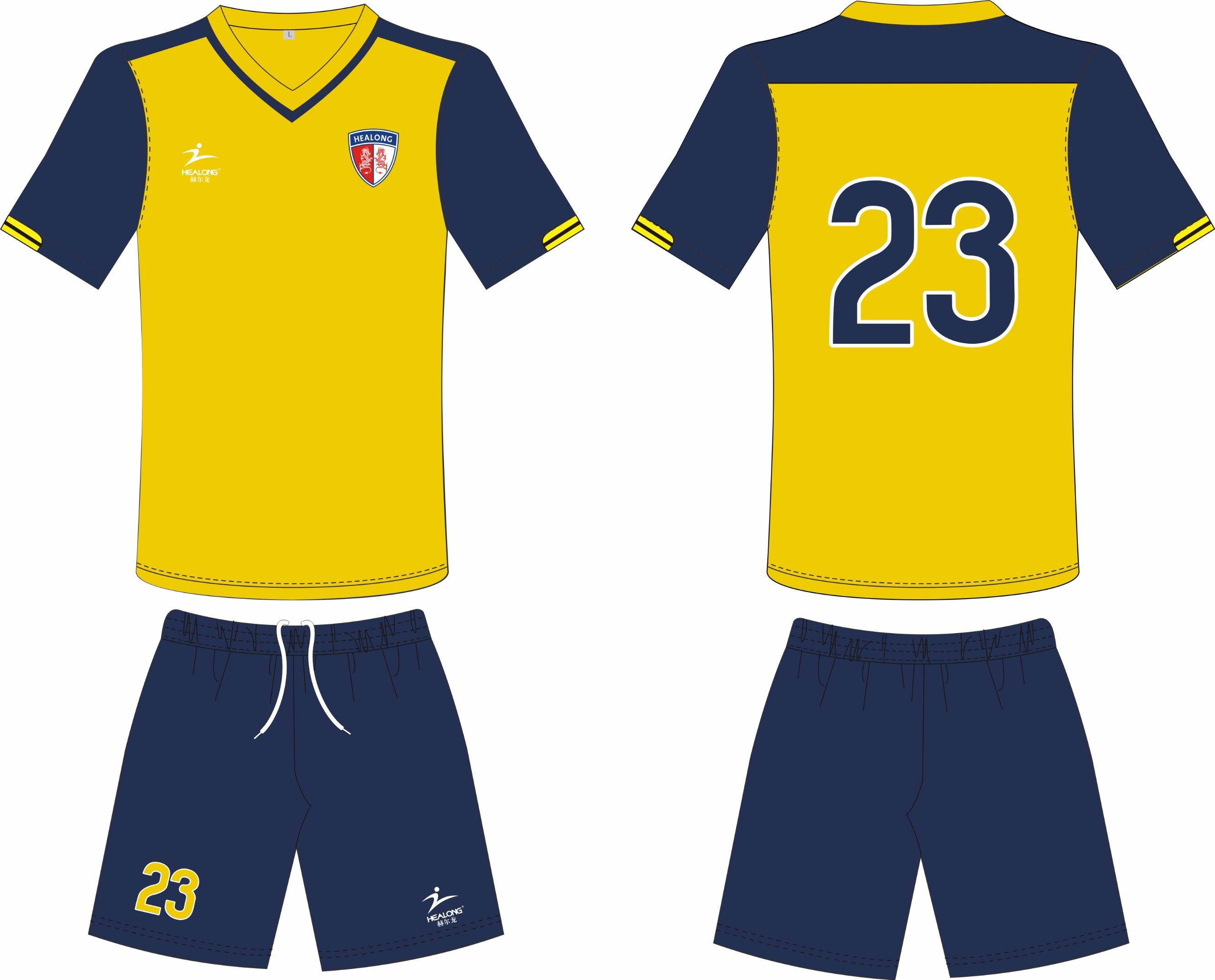 Sportswear Cool Max Sublimation Soccer Jersey