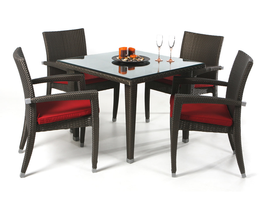 Restaurant Dining Chair and Table Set - China Dining Chair and Table ...