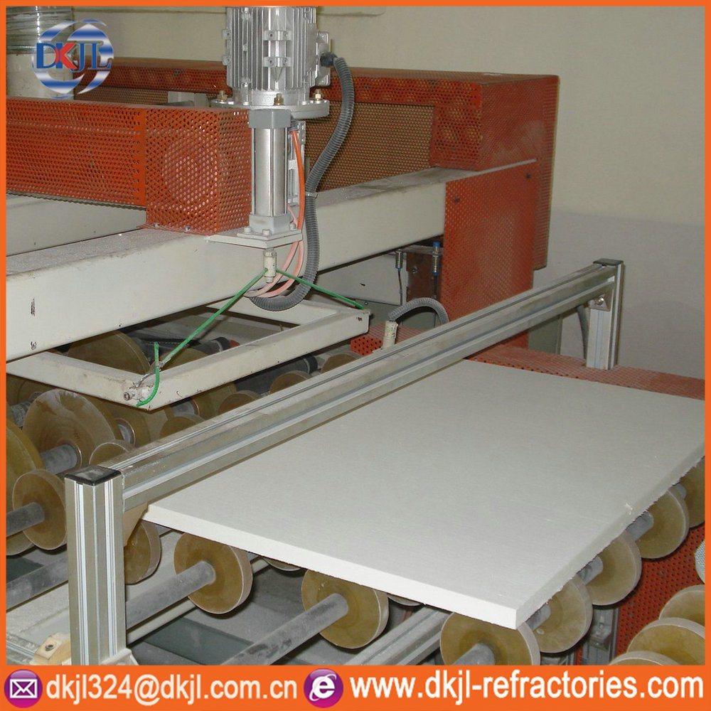 Morgan Ceramic Heat Insulation Fiber Board for Kiln Lining