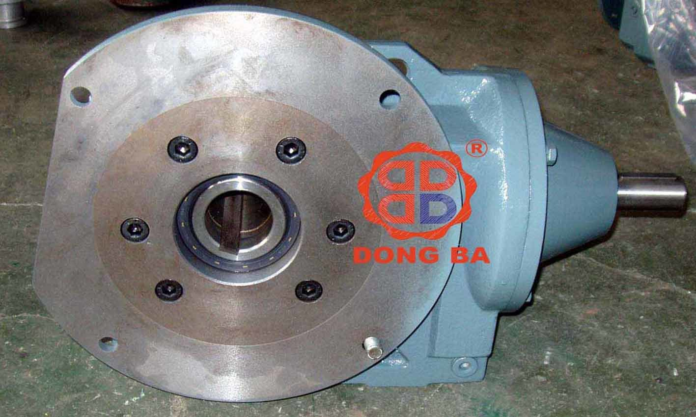 Worm Helical Gear Motor (S series)