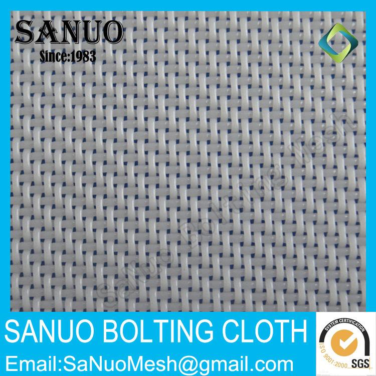 150 Micron White Mesh Fabric for Car Air Filter