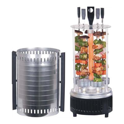 Electric Rotary Roaster, 1000 Watts Kebab Grill