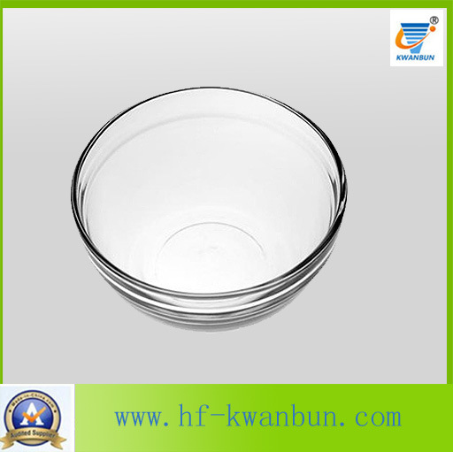 Daily-Use Clear Glass Bowl Kitchenware Tableware