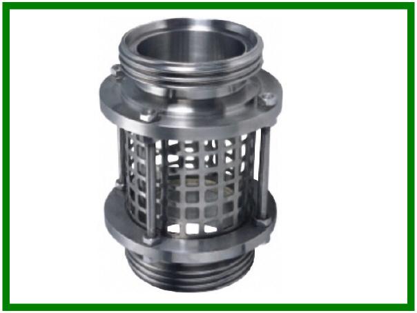 China cylinder sight glass male end