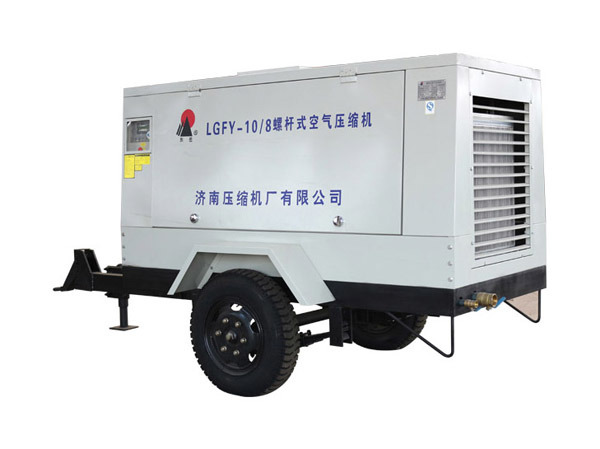 Direct Driven Screw Air Compressor