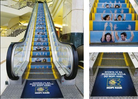 Novelty Home Escalator Safety Elevator