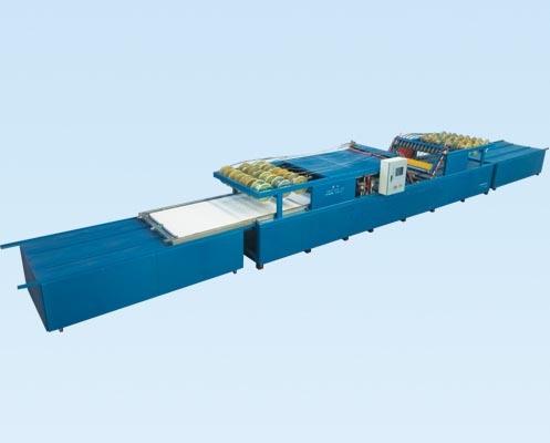3D EPS Panel Welding Machine, 3D Panel Production Line, 3D Panel Wire Mesh Machine