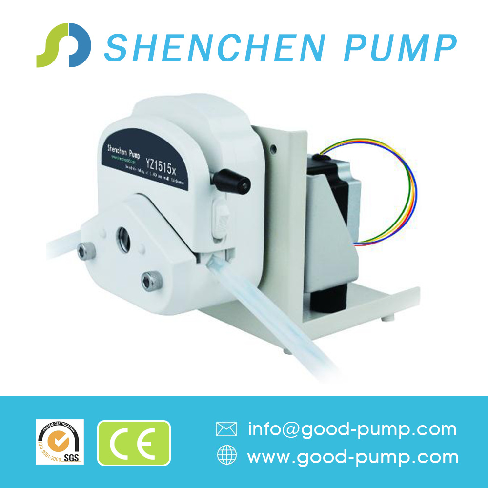 OEM Micro Peristaltic Pump with Easy Load Pump Head Yz1515X