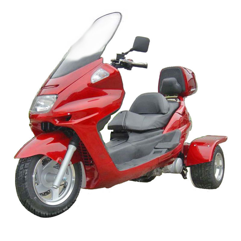 Gas Powered 3 Wheel Scooter Motorcycle Review And Galleries