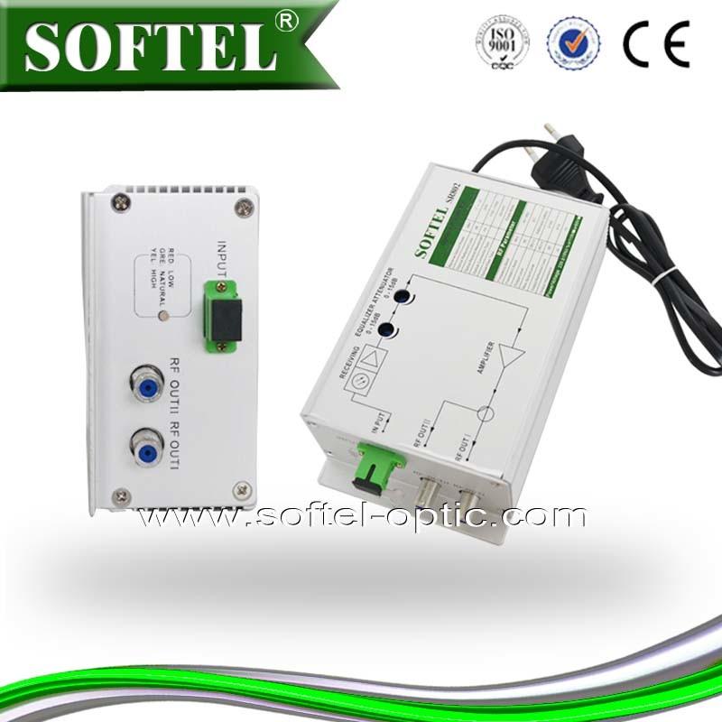 CATV Fiber Optical Receiver FTTH Node (SR802)