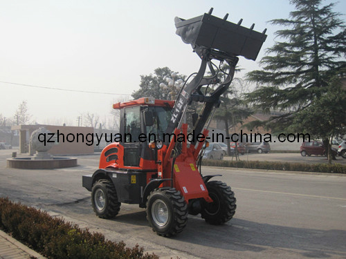 Hongyuan Multi-Functional Mini Loader Zl12f