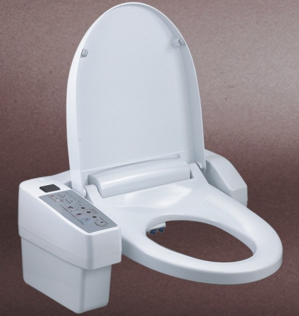 Automatic toilet seat cleaner images for Touchless toilet seat