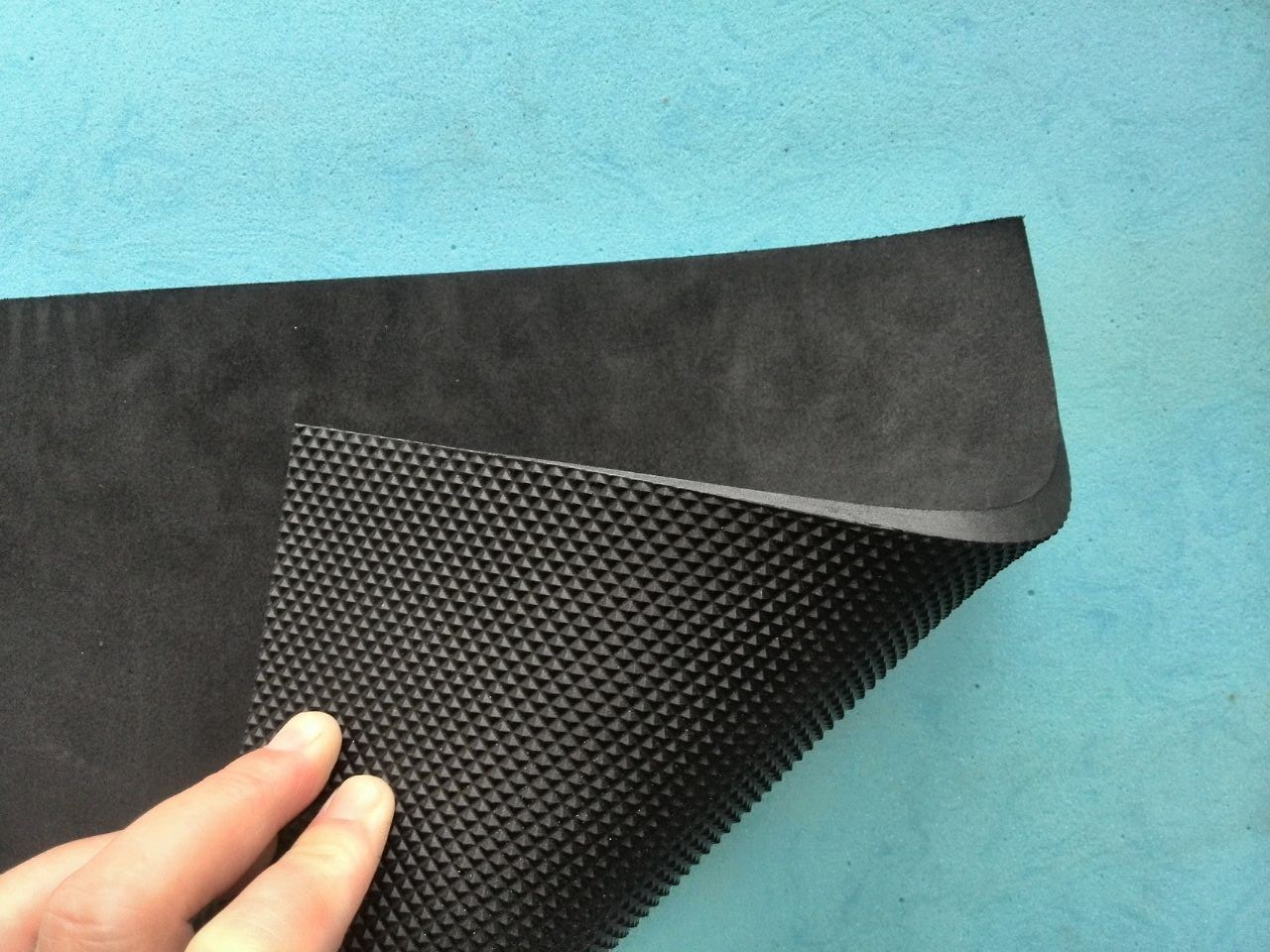 EVA Rubber Sheets for Slipper Shoe Sole Shoe Outsole
