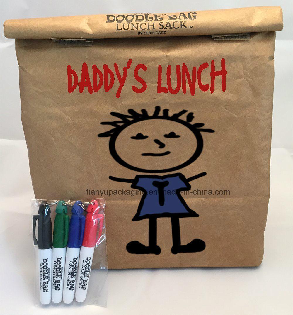 Food Kraft Paper Bag/Candy Bag/Promotion Bag