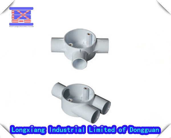UPVC Electrical Conduit Pipe Fittings Mould (LXG163)