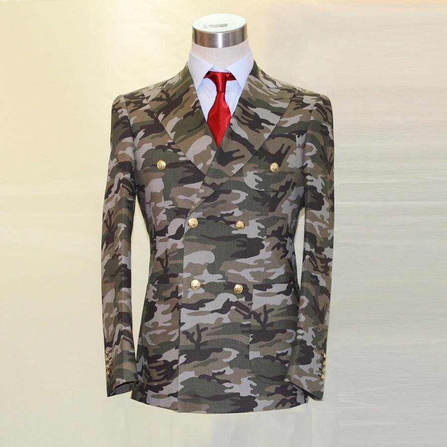 china camouflage clothing jacket for fashion designer