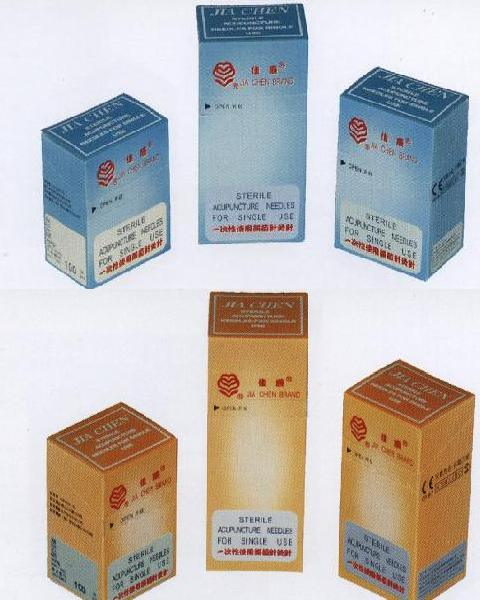 Jia Chen Brand Disposal Acupuncture Needles