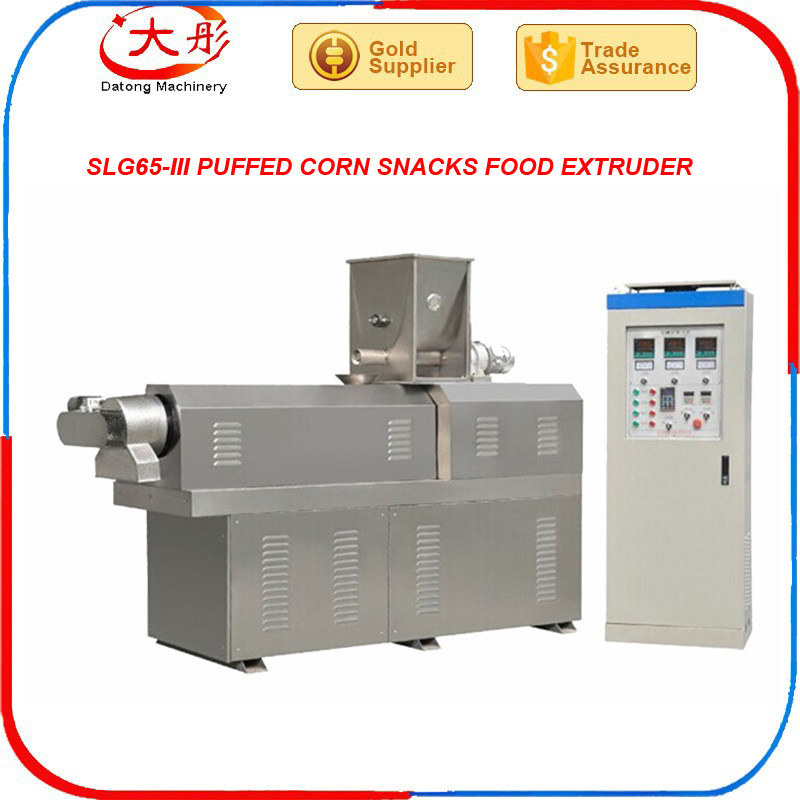 High Quality Snack Extruder Snack Food Machinery