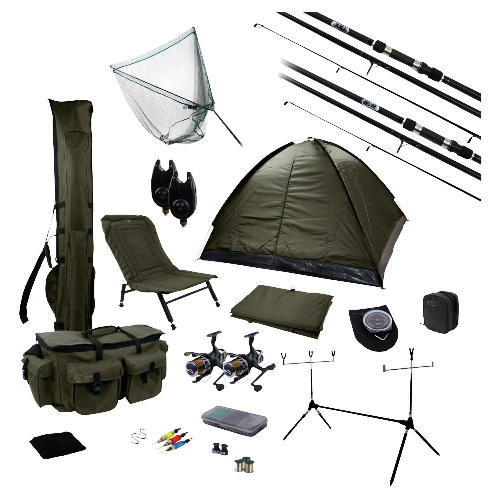 Total Solution for Carp Fishing Tackle