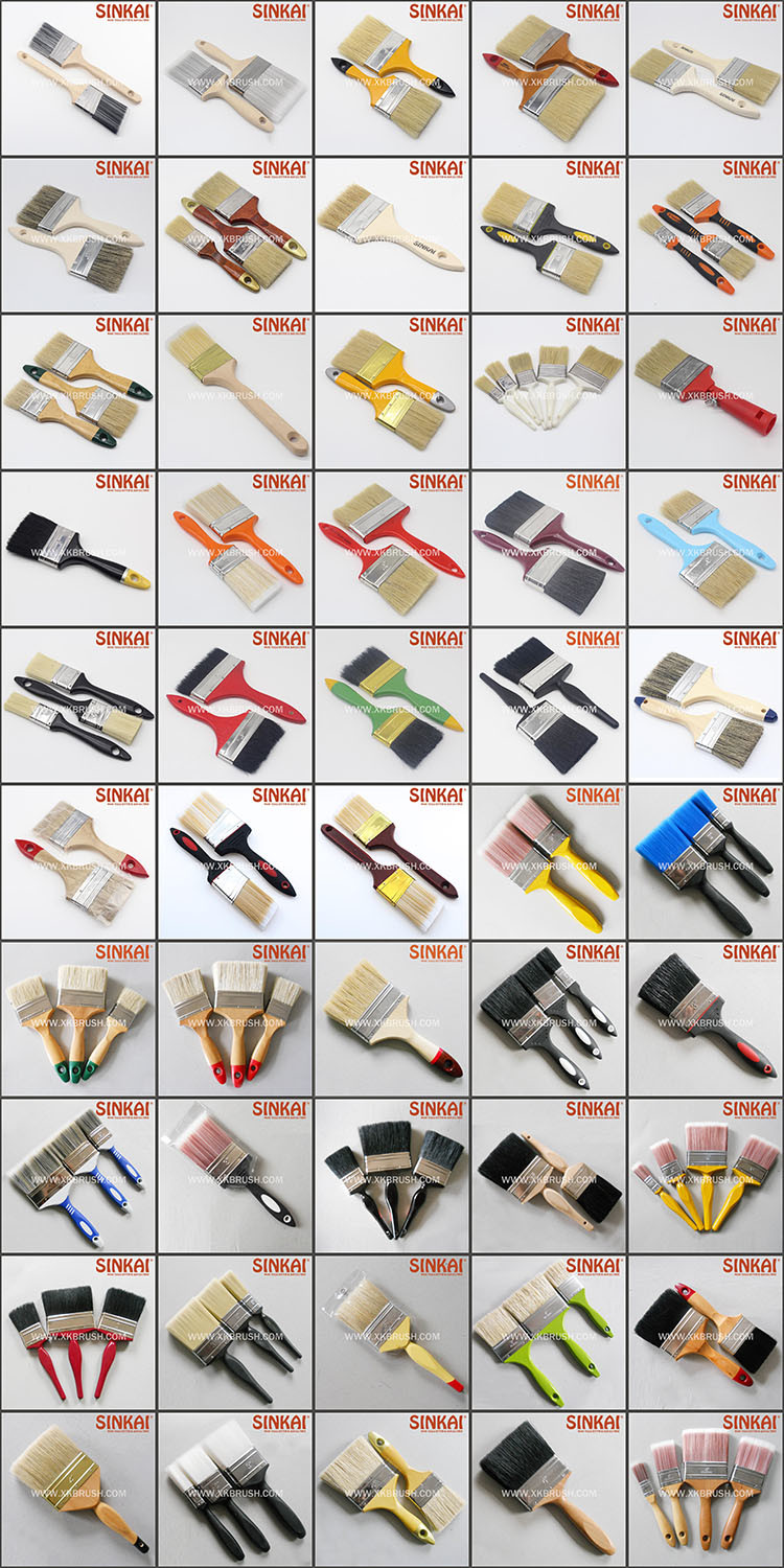 China Good Quality Paint Brush Paint Roller with Competitive Price