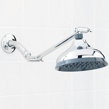 China Rainfall Showerhead Shower Head With Adjustable Arm China Showerhead