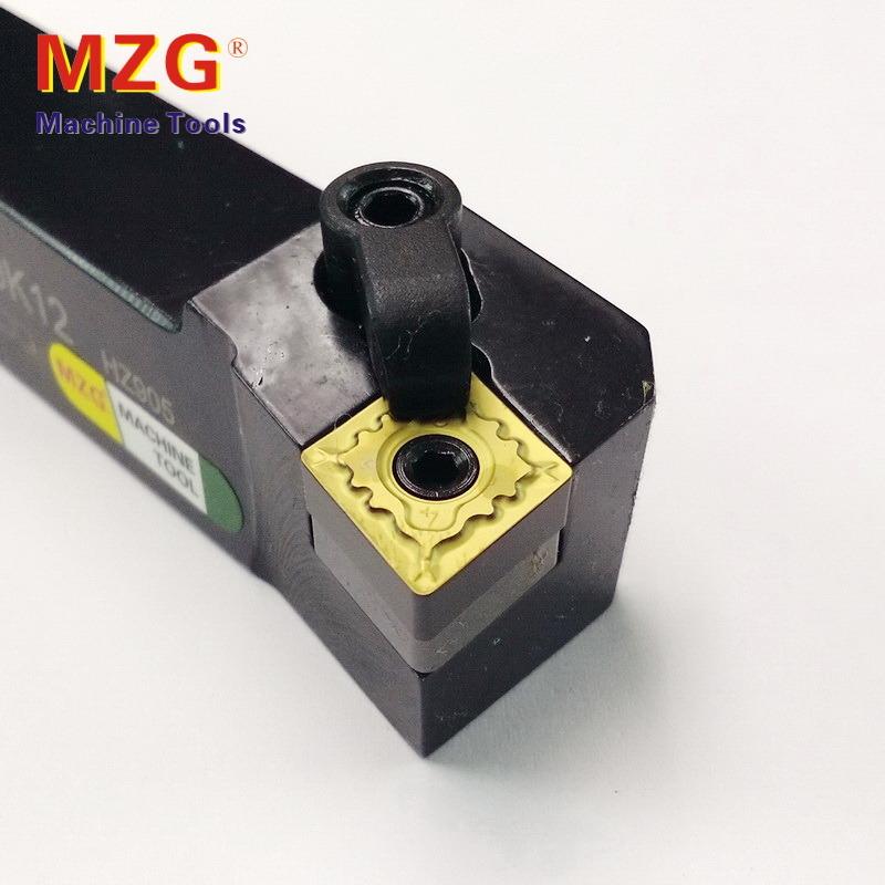 External Clamp No Offset CNC Cam Thread Cutting Lathe Tool