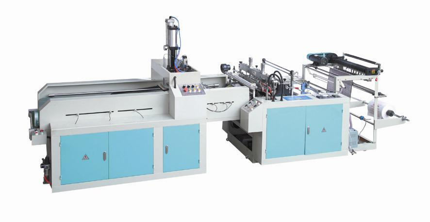 Automatic Single Line T-Shirt Bag Making Machine (ZDFR-500)