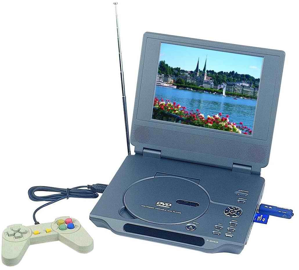 Download this Multimedia Portable Dvd Player Pdvd picture