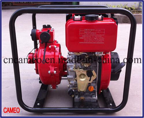 Cp15wg 1.5 Inch 40mm Diesel Fire Pump High Pressure Pump Portable Fire Pump High Pressure Water Pump Fire Fighting Pump High Lift Water Pump