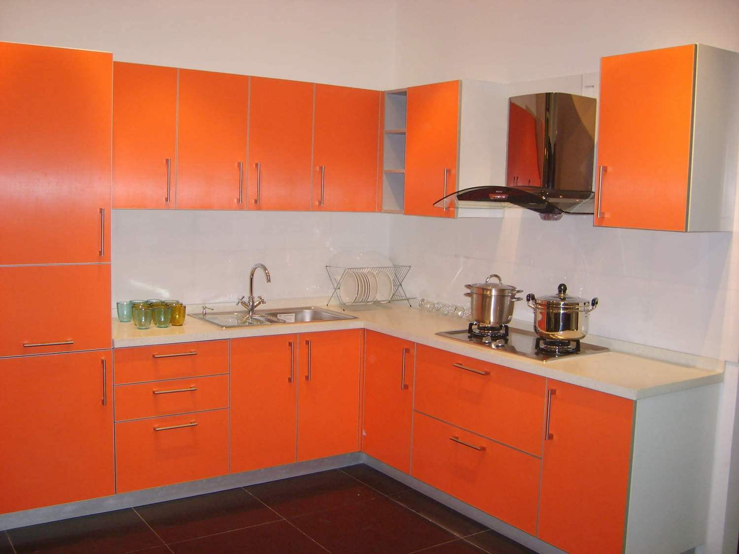 China modern kitchens cabinets china kitchen cabinets for Modern kitchen furniture