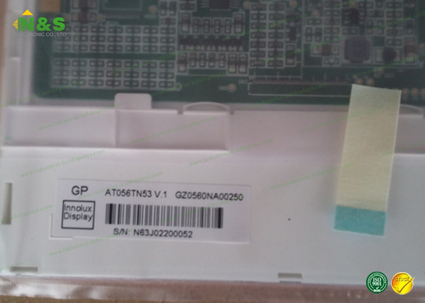 At056tn53 V. 1 5.6 Inch TFT LCD Module Original Brand