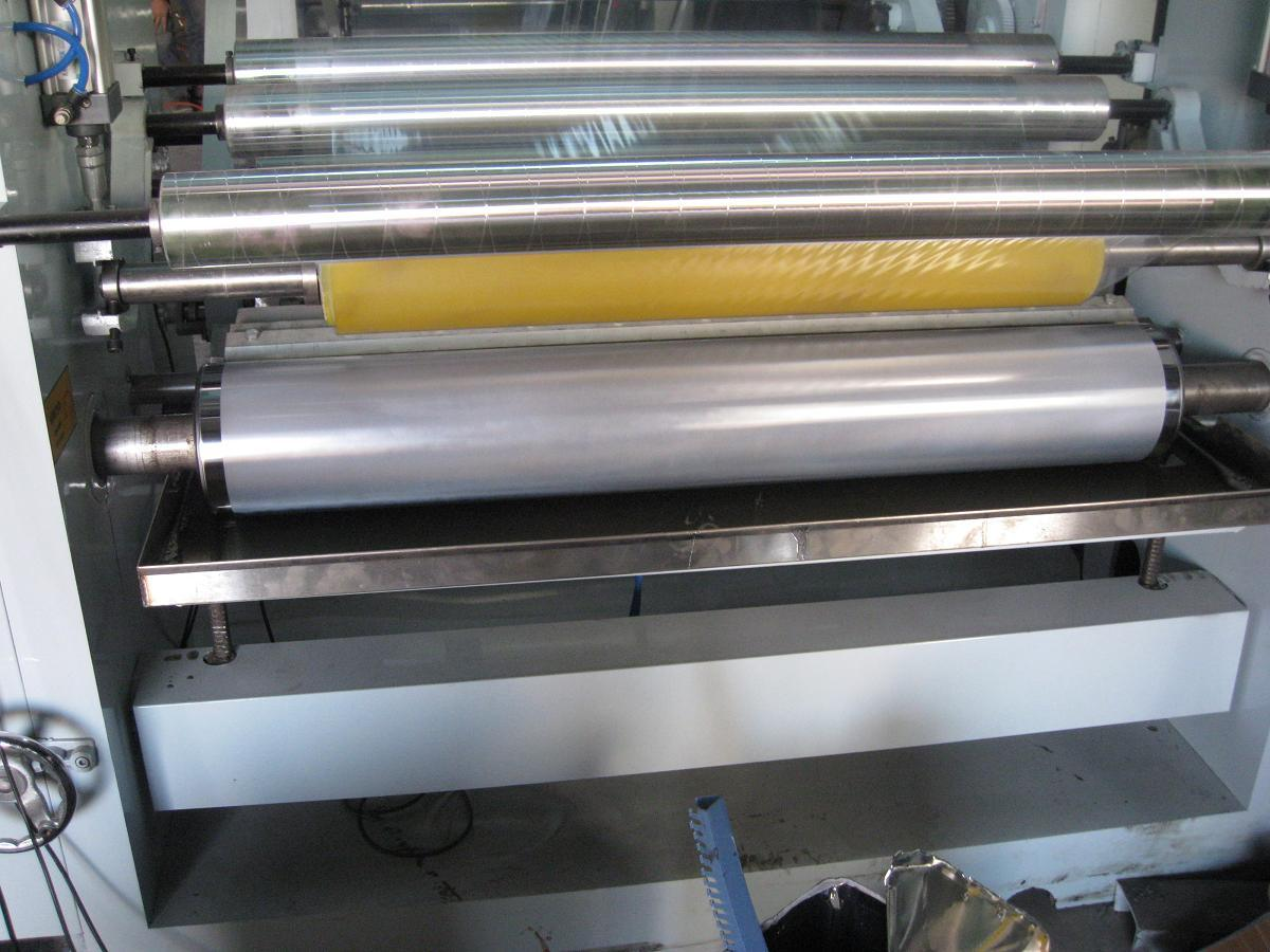 Dry Laminating Machine for BOPP/Pet/PE/Alu/Paper