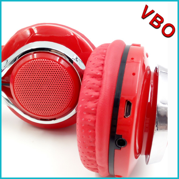 New LED Light Silent Disco Wireless Bluetooth Headphone