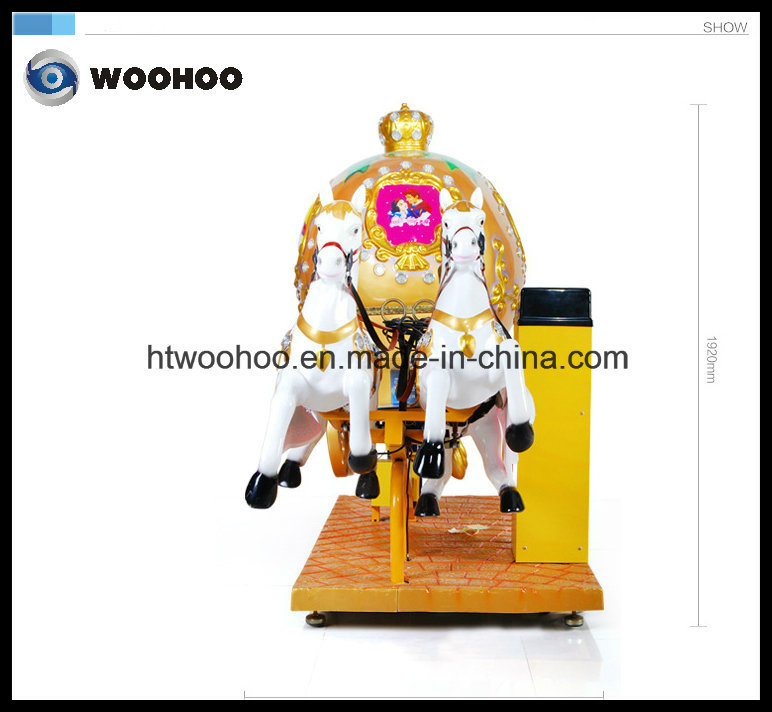Coin Operated Machine Amusement Park Chocklate Swing Wig Wag Machine