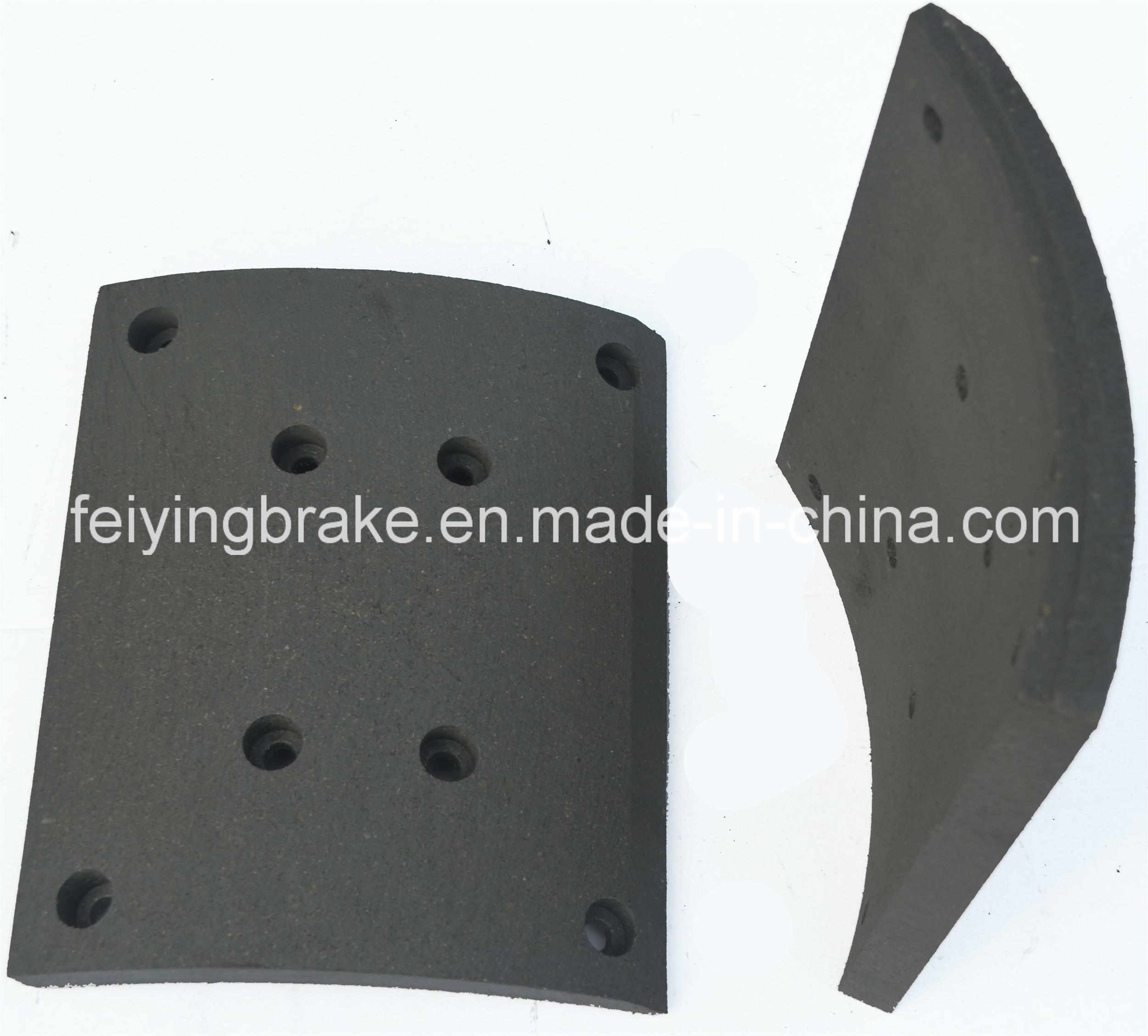Brake Lining-Non Asbestos (WVA: 19477/19478 BFMC: SJ/30/31/1)
