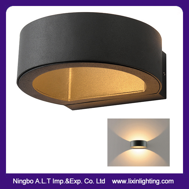 Aluminum Exterior LED Wall Lamp for Decoration