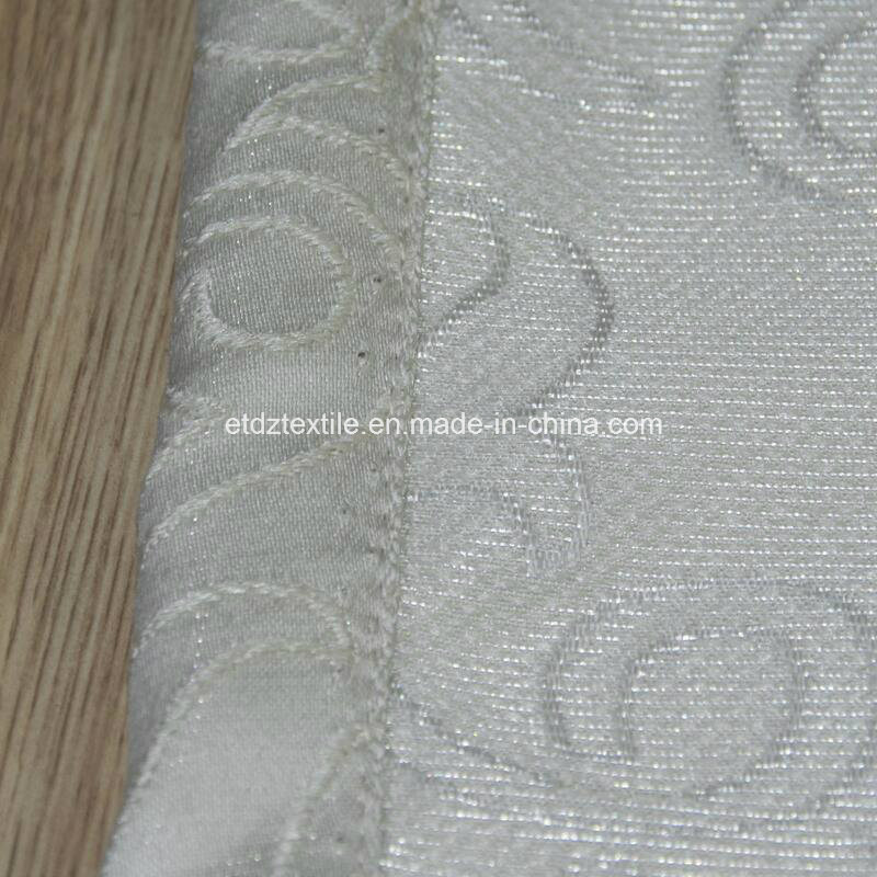 Hot Design 2016 Polyester Curtain Rod Fabric