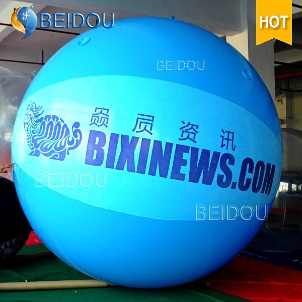 Custom Giant Helium RC Airship Blimp Inflatable Advertising Balloon