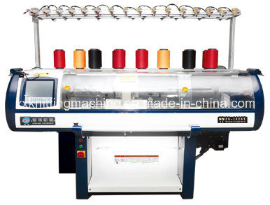 Full Fashion Intarsia Knitting Machine