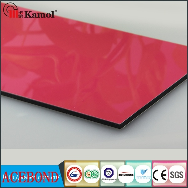 PVDF Coating Outdoor Aluminum Composite Panel