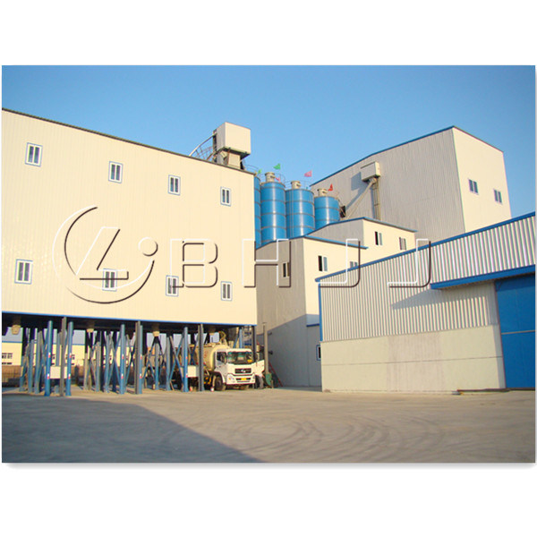 Dry Mix Mortar Production Line, Dry Powder Mixing Plant