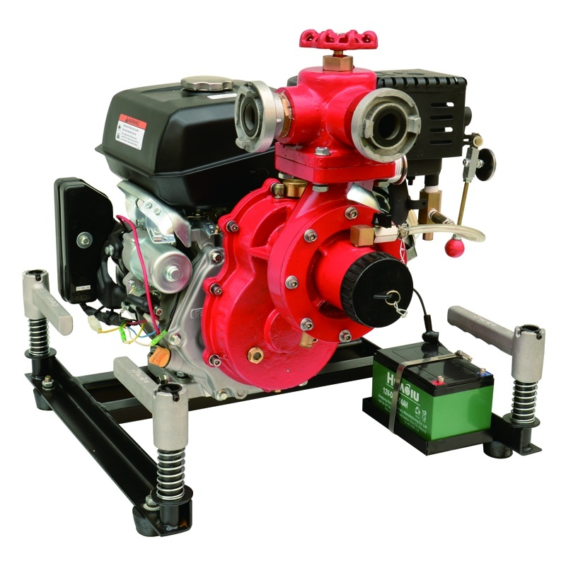Bj-10A-2k High Pressure Portable Fire Pump