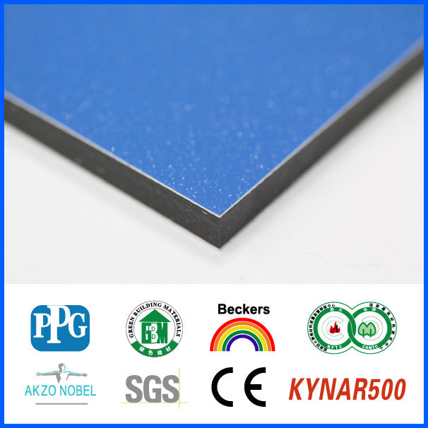 Wall Cladding ACP Aluminum Composite Panel
